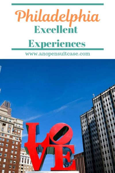 Philadelphia experiences