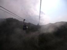 cable car, nong ping, big buddha, hong kong