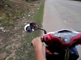 scooter, koh lanta, thailand