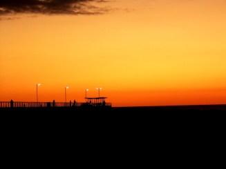 Sunset, Port Adelaide, Australia
