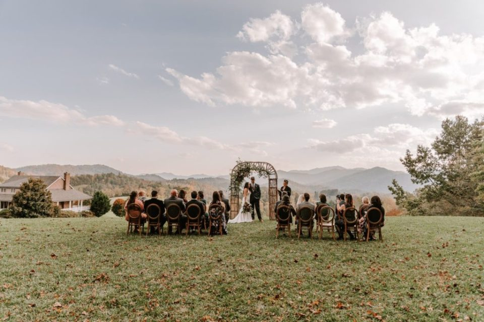 Ceremony on the Knoll
