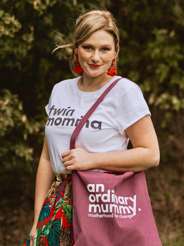 An Ordinary Mummy Tote Bag
