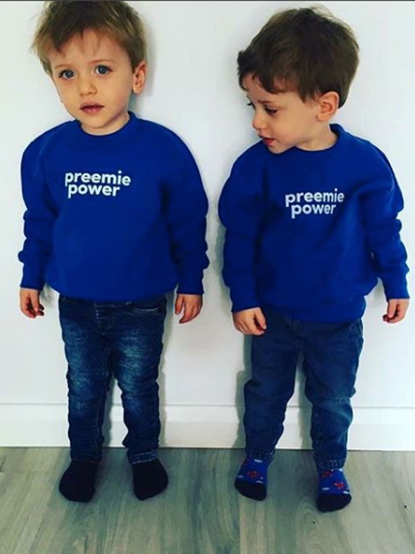 Preemie Power sweatshirt