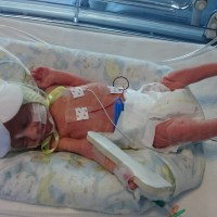 Why The Smallest Things campaign is so important for preemie mums