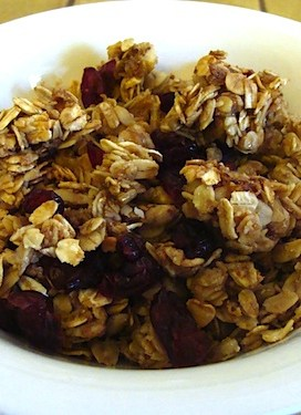 Pantry Basics: Best Granola