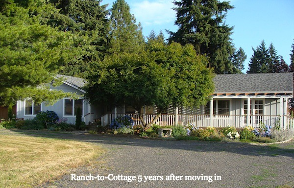 Ranch-to-Cottage Remodel After - An Oregon Cottage