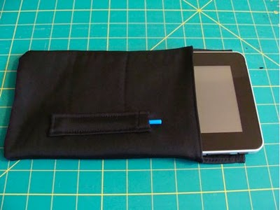 diy ereader cover