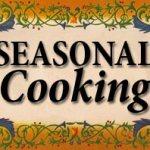 Seasonal Cooking for April