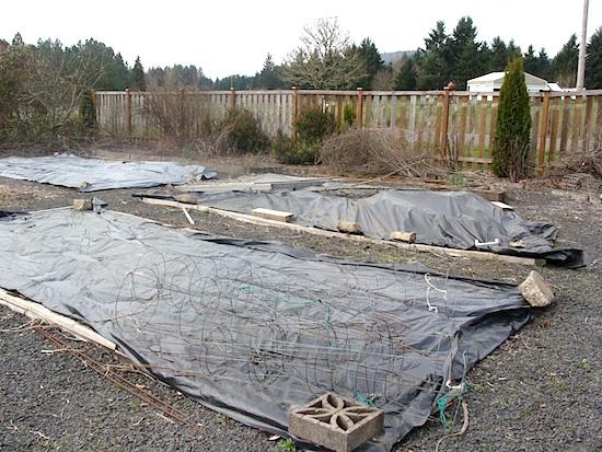 plastic weed barriers 3-13