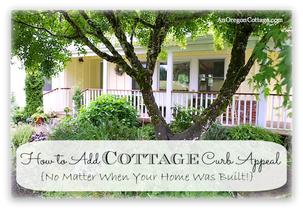 How To Add Cottage Curb Appeal