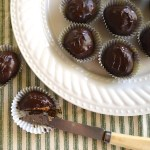 Healthier Chocolate Crispy Peanut Butter Balls - An Oregon Cottage