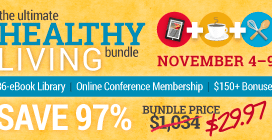 Last Day for Ultimate Healthy Living Bundle Sale