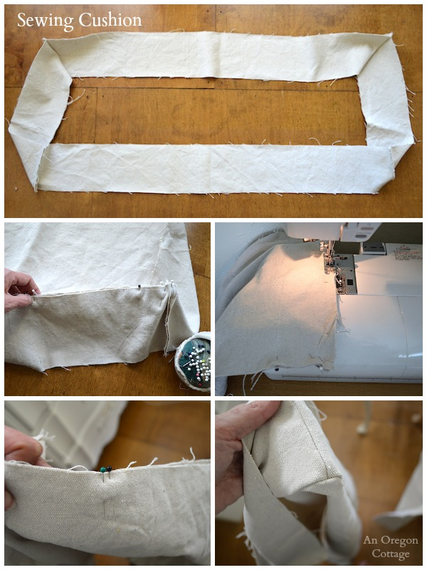 Diy Tufted French Mattress Cushion Sewing An Oregon Cottage