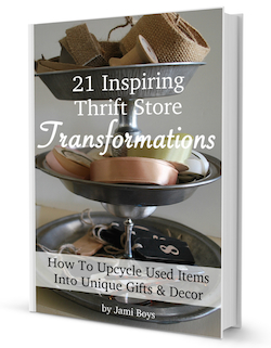 Inspiring Thrift Store Transformations eBook