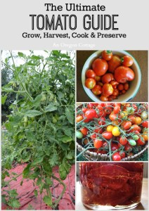 The Ultimate Tomato Guide2 - An Oregon Cottage