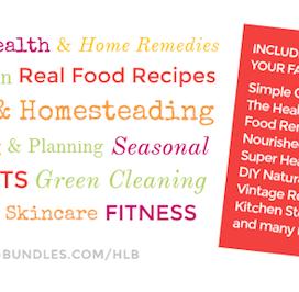 Ultimate Healthy Living Bundle Sale + AOC Bonus!