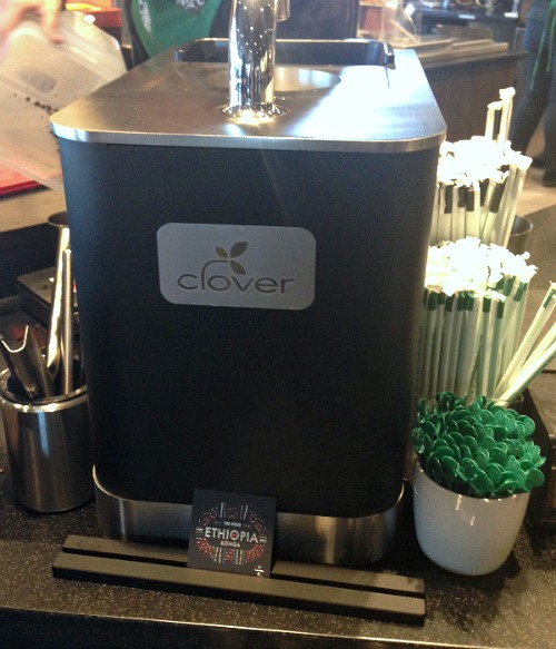 Starbucks Clover Coffee Maker