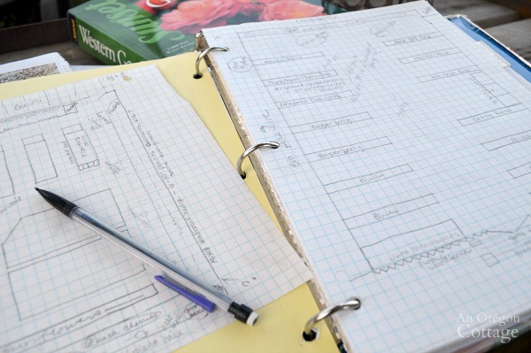 Draw a Simple Garden Plan