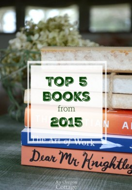 My Top 5 Books from 2015