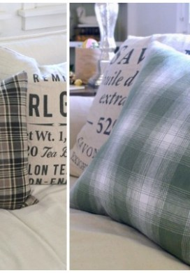 Easy Envelope Pillows -31 Days of Handmade Gifts