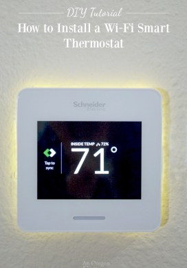 How to Install a Wi-Fi Smart Thermostat & Wiser Air Review