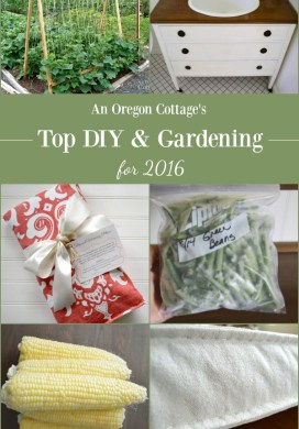 AOC's 2016 Top Garden and DIY Projects