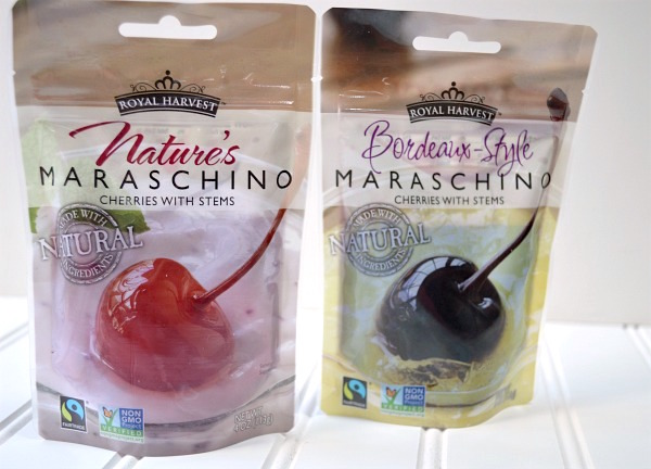 Natural Marachino Cherries