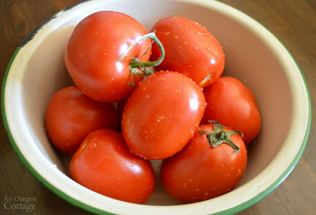 Gardening to Save Money-tomatoes