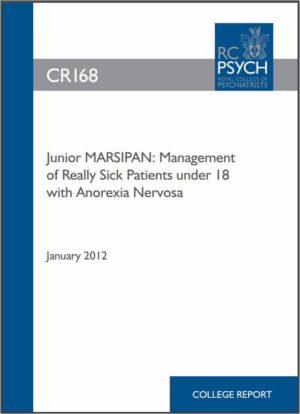 Junior Marsipan for eating disorders