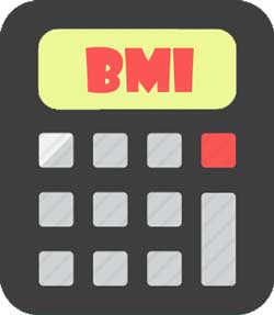 BMI calculator for eating disorder weight target