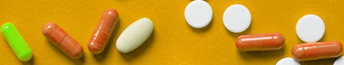 steroids, NSAID, antibiotics - eating disorders