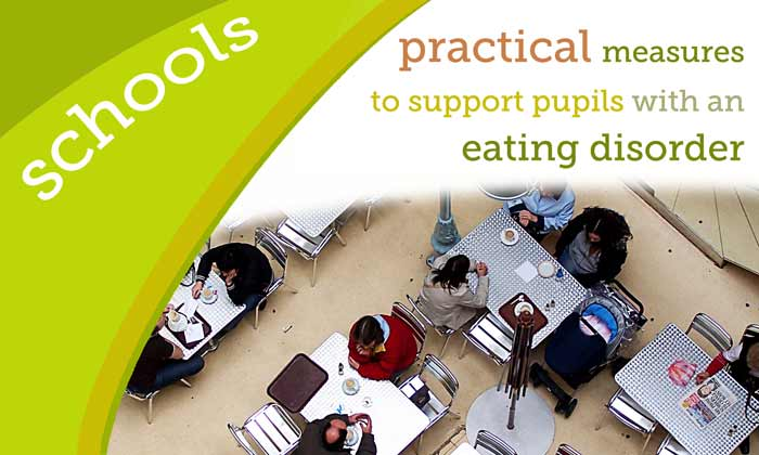 Schools: practical measures to support pupils with an eating disorder