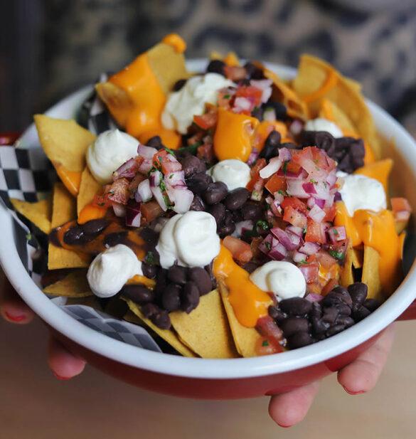 nachos manos