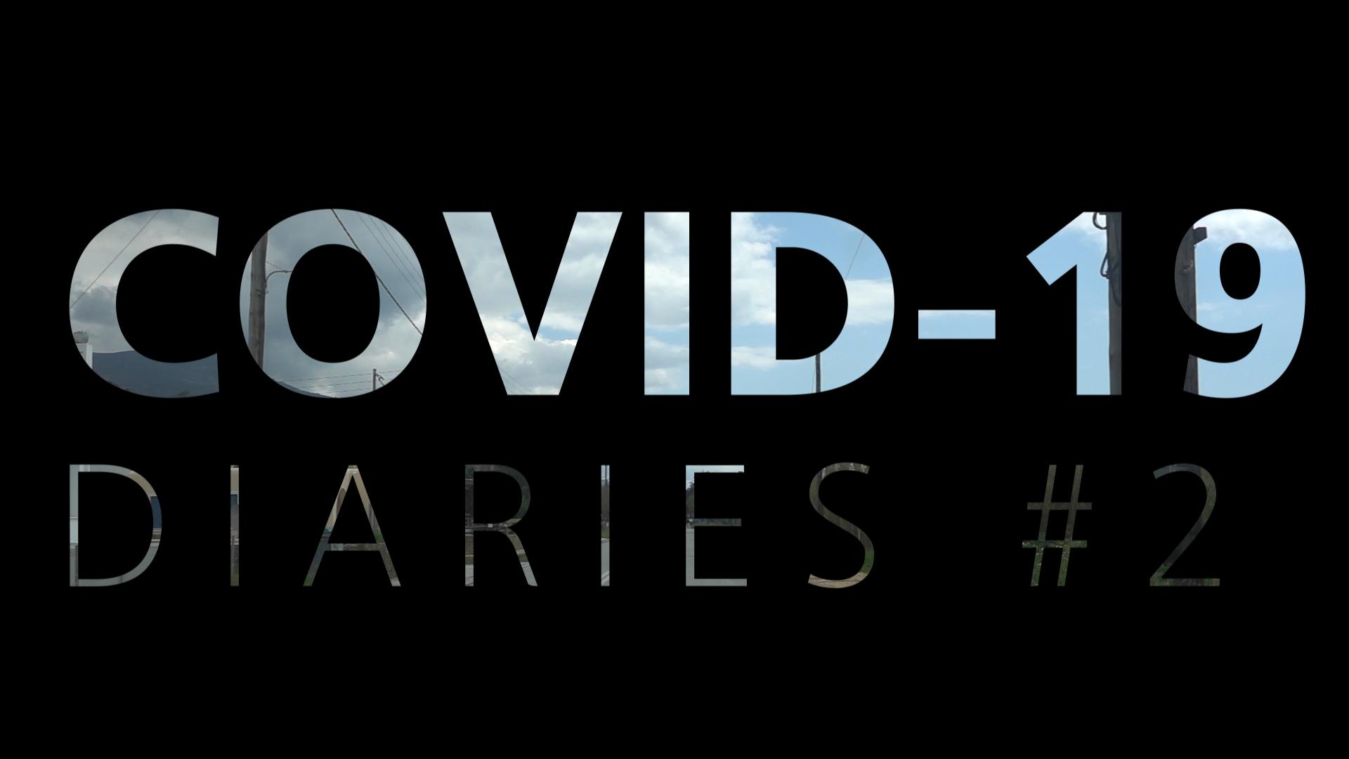 COVID-19 DIARIES #2