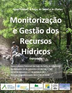 monitorização e gestão dos recursos hídricos