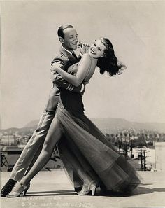 Fred Astaire and Rita Hayworth 1941