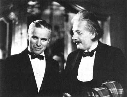 000 charlie chaplin and albert einstein