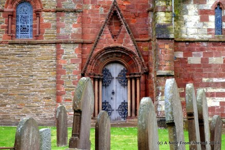 St Magnus and Cemetery