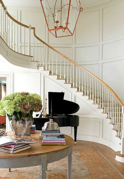 A Welcoming Foyer