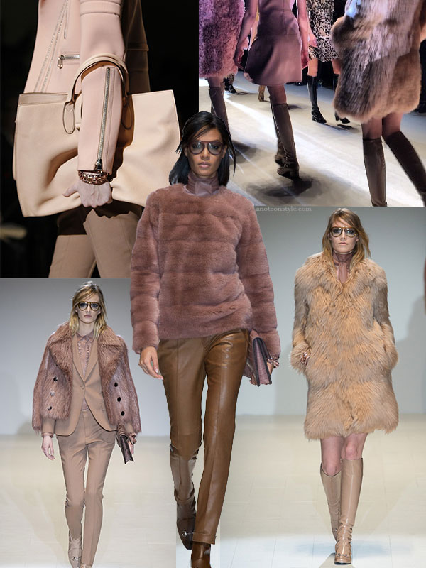 The Hues of Gucci Fall '14