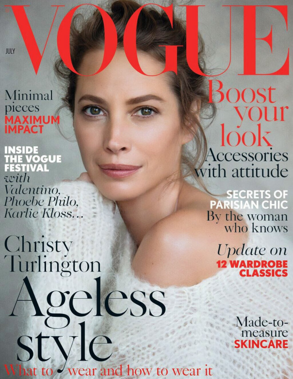 Ageless Style in Vogue