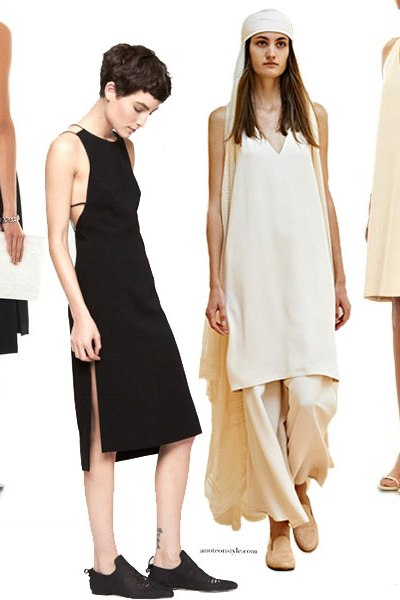 The Versatility of the Slip Dress