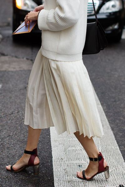 The Incredibly Versatile Skirt