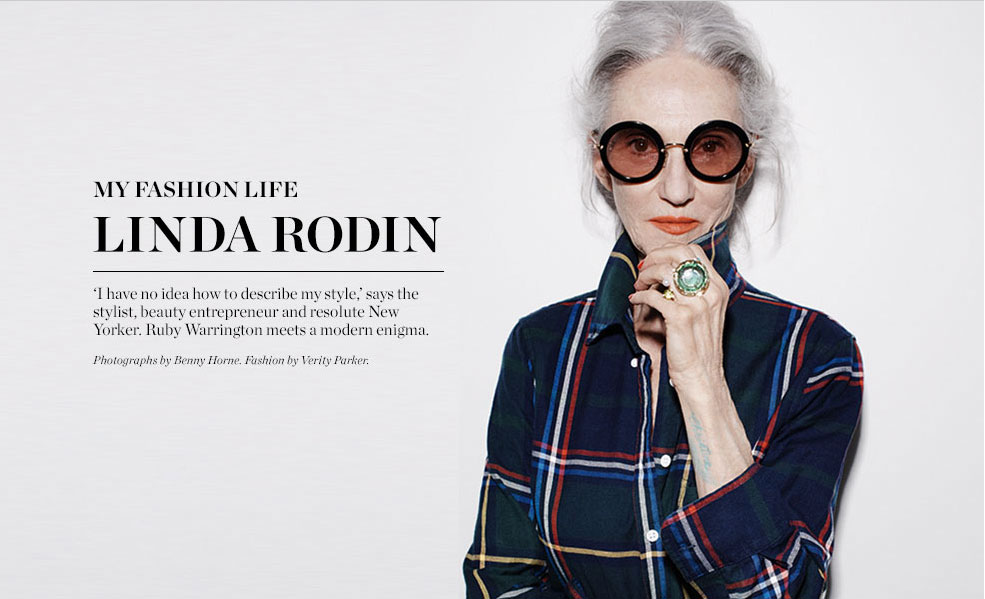Spotlight on Linda Rodin