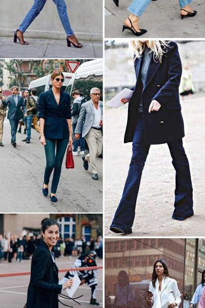 The End of Skinny Jeans?
