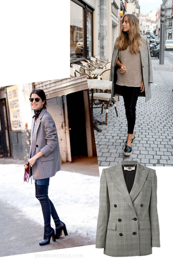 Wanted: A Menswear Inspired Jacket
