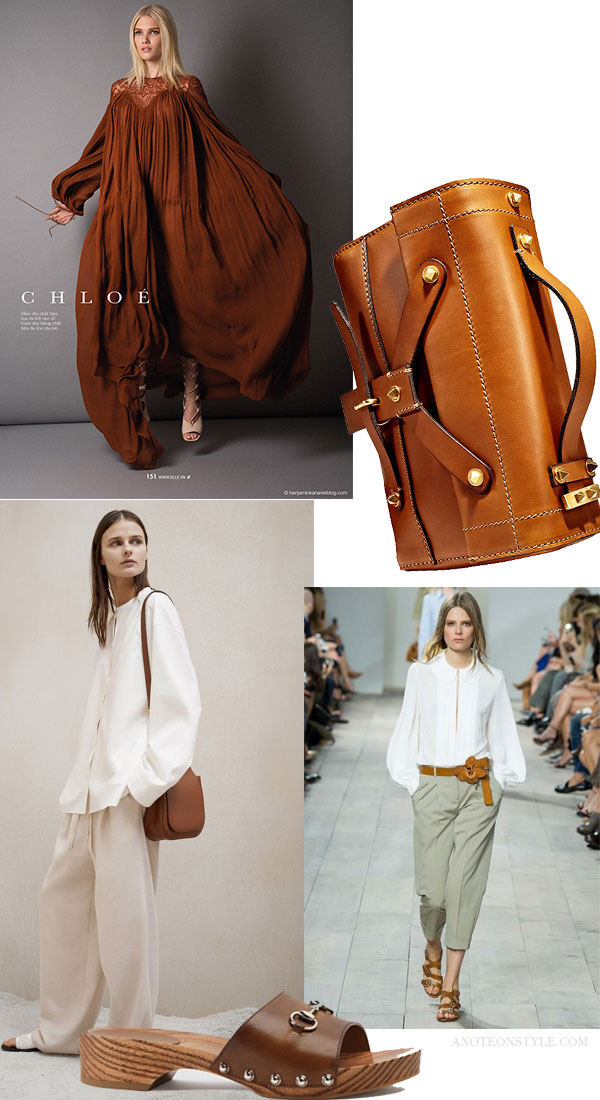 The Color of Spring 2015…BROWN
