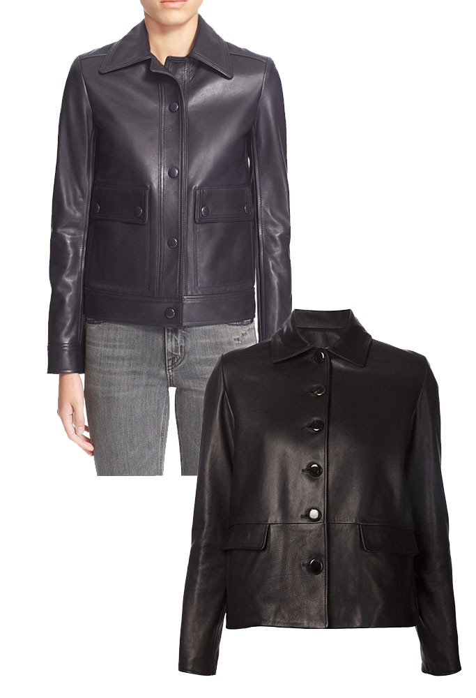 The Leather Jacket…continued