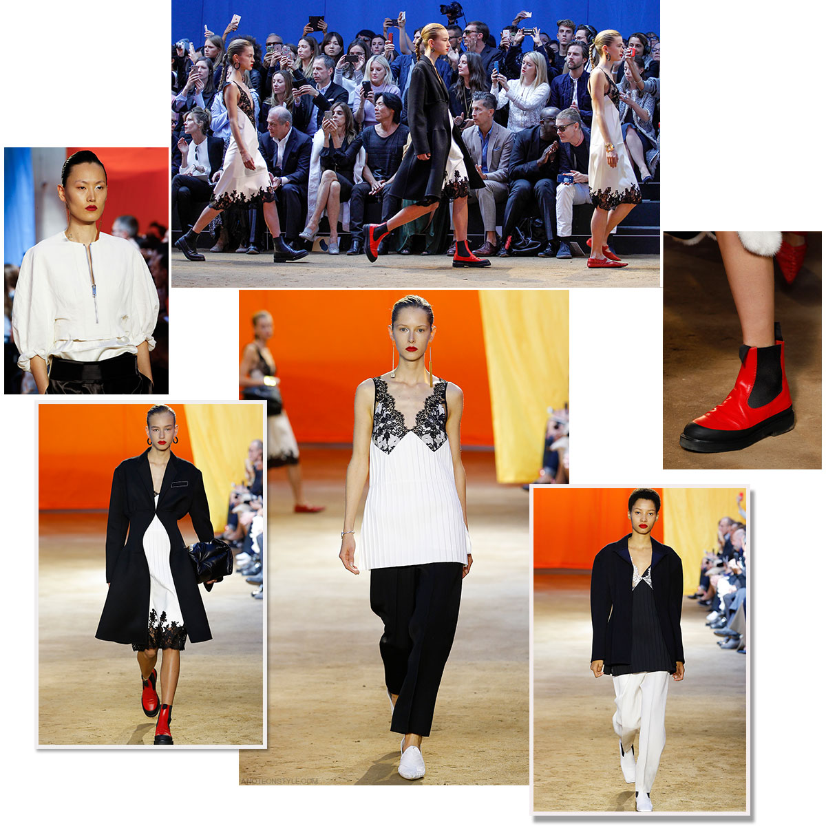 A Second Look at Celine Spring 16