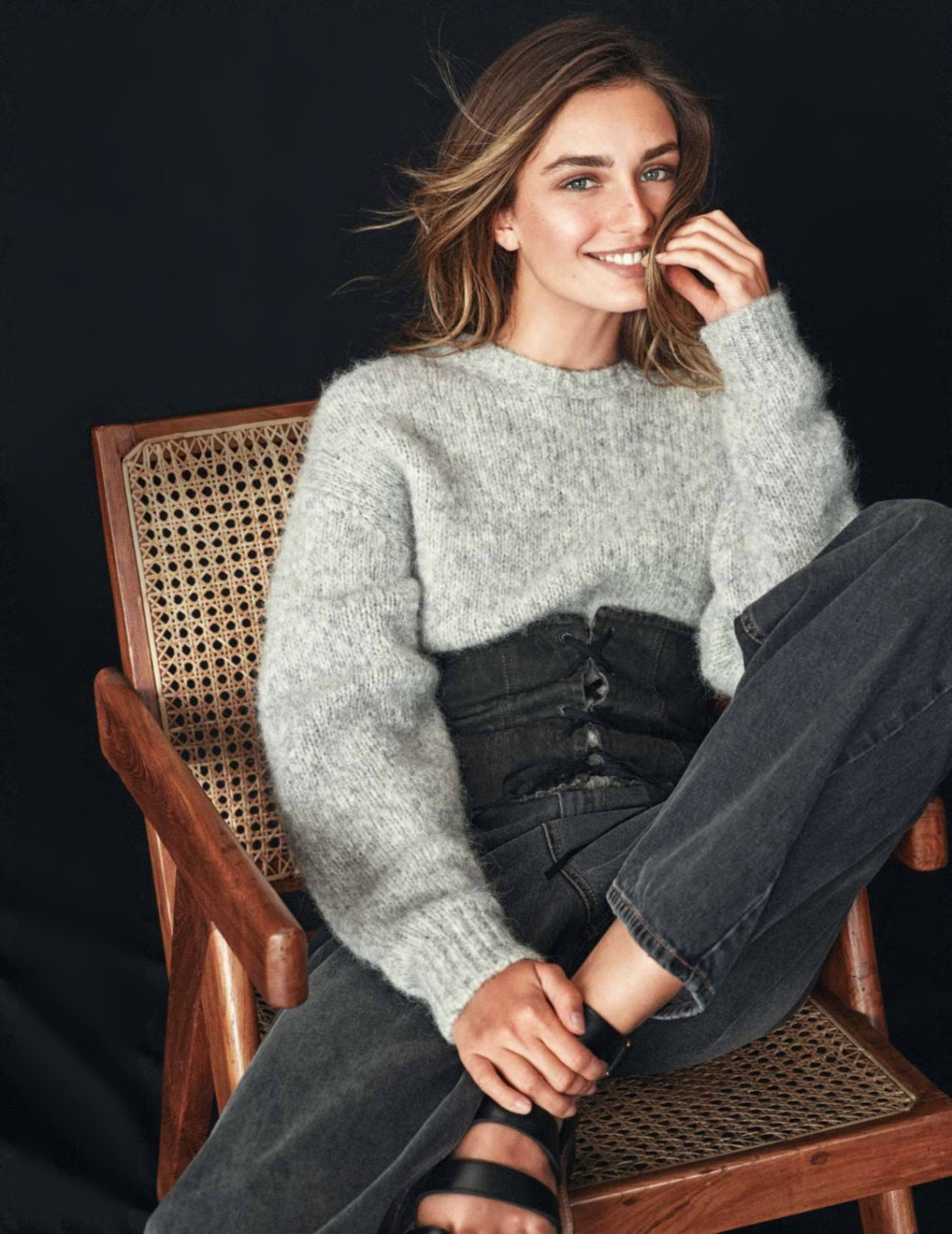 Fall Looks From Isabel Marant